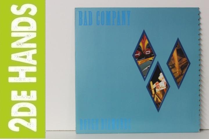 Bad Company – Rough Diamonds (LP) H70