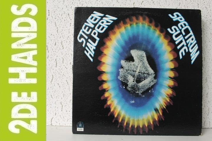 Steven Halpern – Spectrum Suite (LP) B10