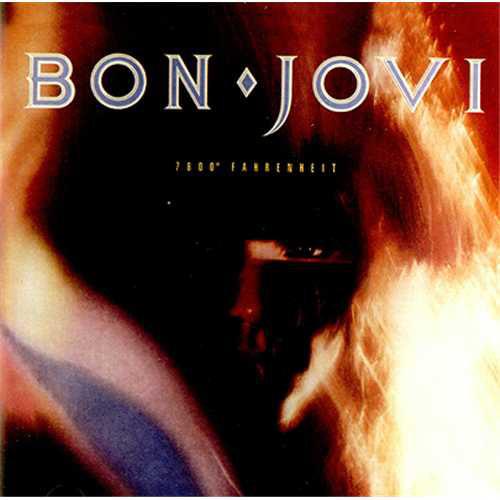 Bon Jovi - 7800 Fahrenheit (LP)