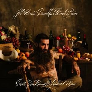 J.P. Harris - Don't You Marry No Railroad Man (LP)