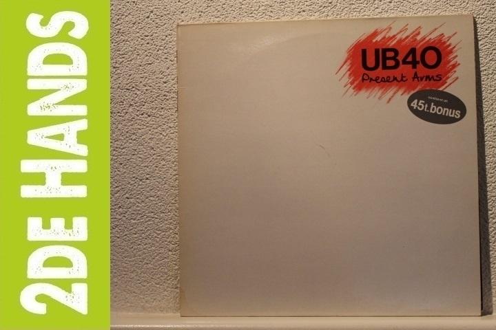 UB40 - Present Arms (LP) D60