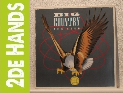 Big Country - The Seer (LP) F10