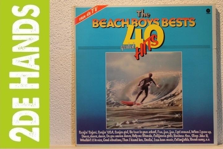 Beach Boys - 40 Greatest Hits (2LP) H80