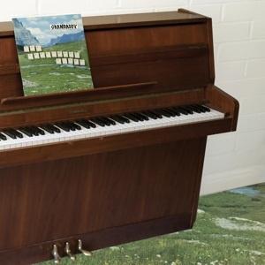Grandaddy - Sophtware Slump ..... On a Wooden Piano (LP)