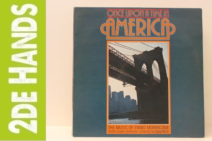 London Studio Orchestra – Once Upon A Time In America  (LP) J40