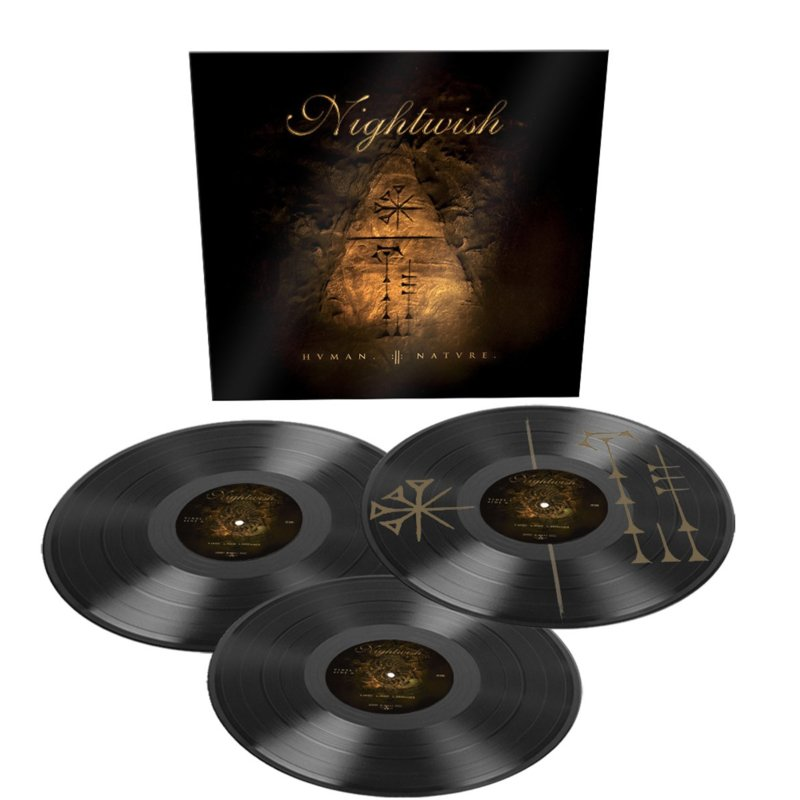 Nightwish - Human. :II: Nature. (3LP)
