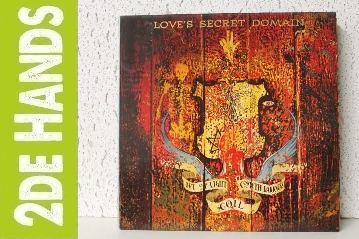 Coil – Love's Secret Domain (LP) F30