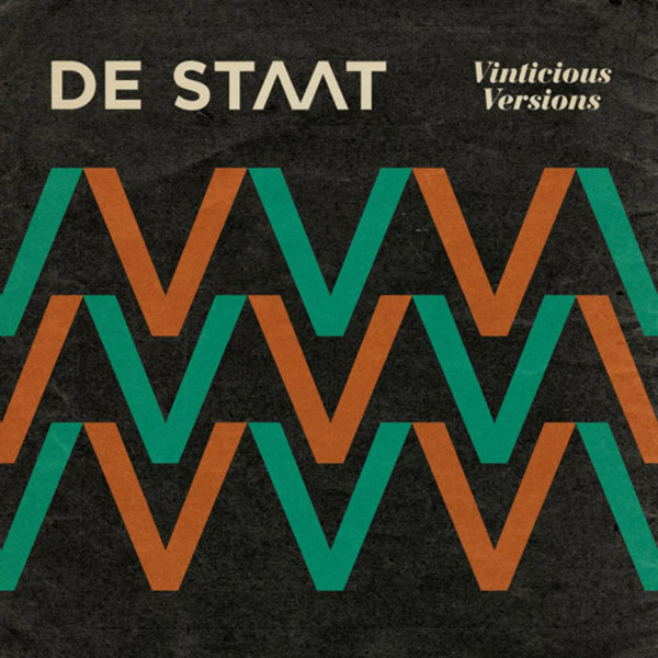 De Staat ‎– Vinticious Versions (LP)