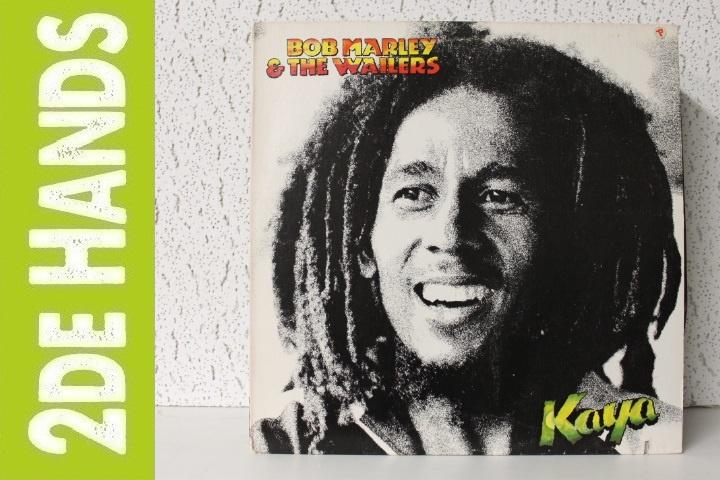 Bob Marley & The Wailers – Kaya (LP) K30