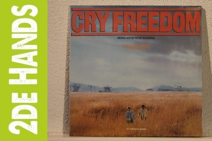 OST - Cry Freedom (LP) J60