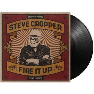 Steve Cropper - Fire It Up (LP)