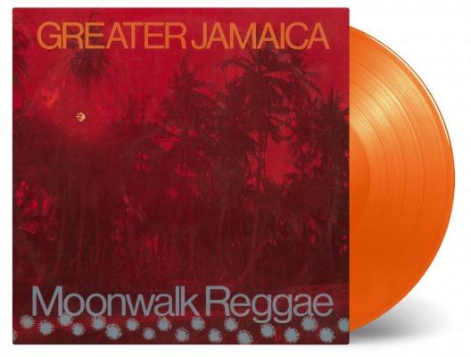 Tommy McCook & The Supersonics - Greater Jamaica Moonwalk Reggae (LP)