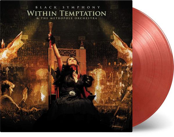 Within Temptation & The Metropole Orchestra - Black Symphony (3LP)
