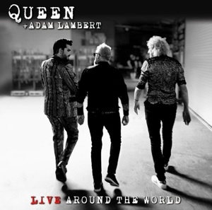 Queen & Adam Lambert - Live Around the World -coloured- (2LP)