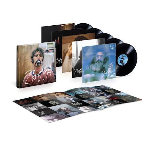 Frank Zappa - Zappa - Original Motion Picture Soundtrack (5LP)