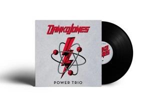 Danko Jones - Power Trio (LP)