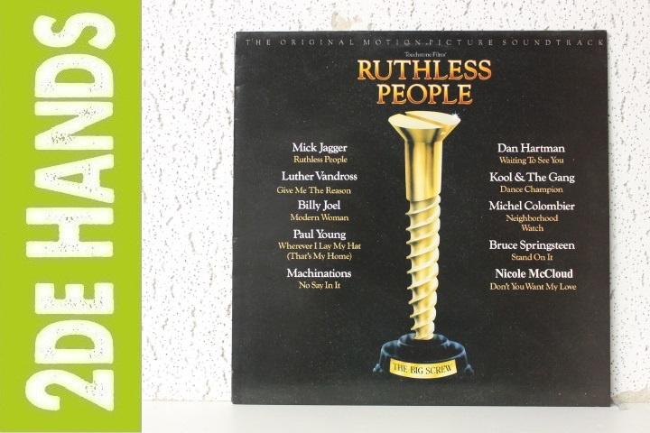 Ruthless People OST (LP) A20