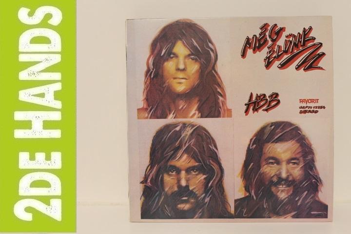 HBB – Még Élünk (LP) H20