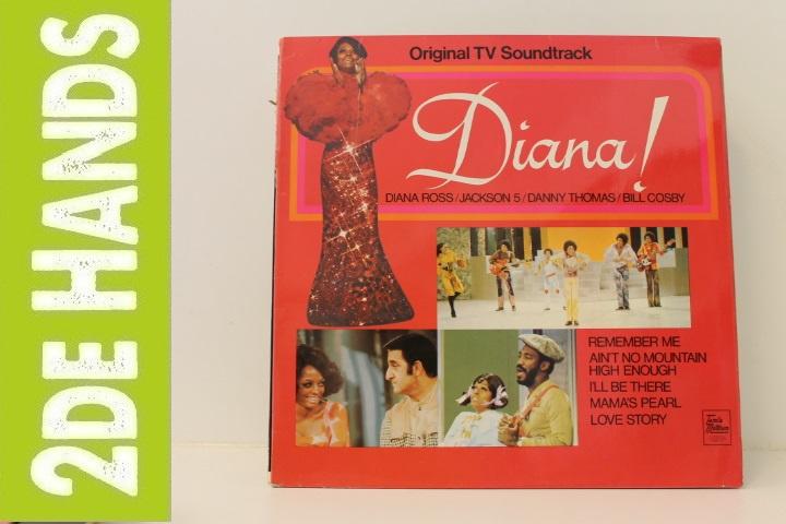 Various – Diana! (Original TV Soundtrack) (LP) K70