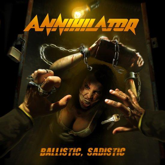 Annihilator - Ballistic, Sadistic (LP)