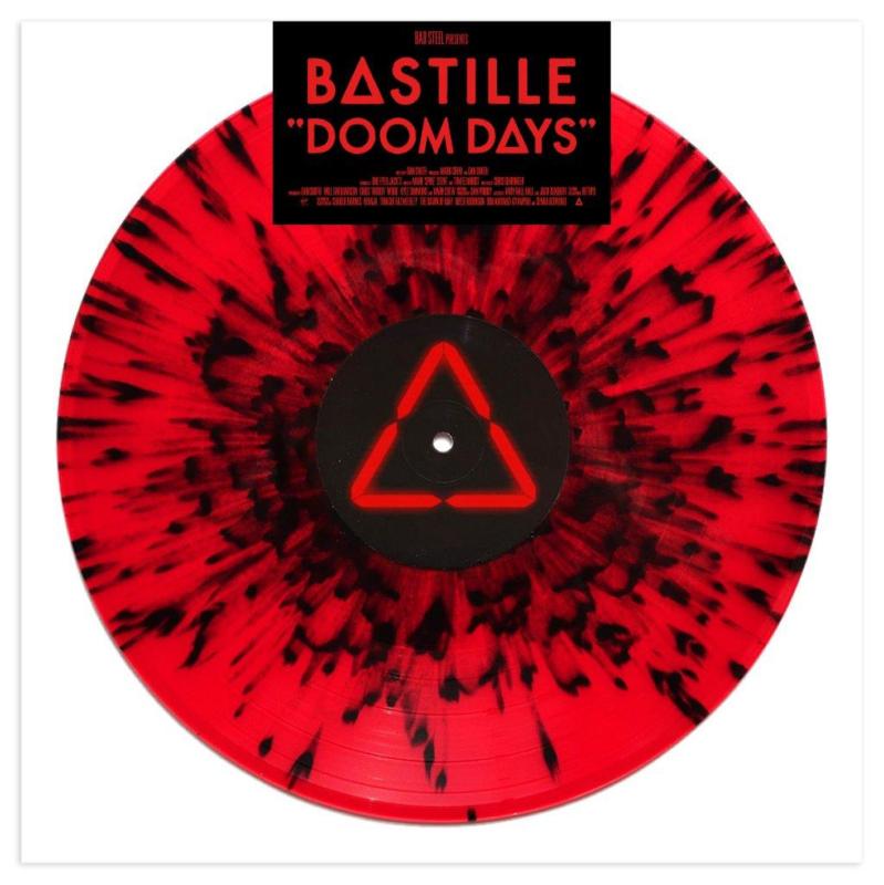 Bastille - Doom Days -LTD- (LP)
