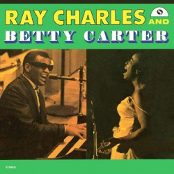 Ray Charles &  Betty Carter - Ray Charles &  Betty Carter (LP)