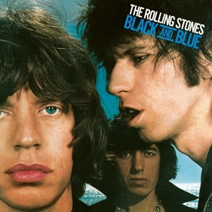 Rolling Stones - Black and Blue (LP)