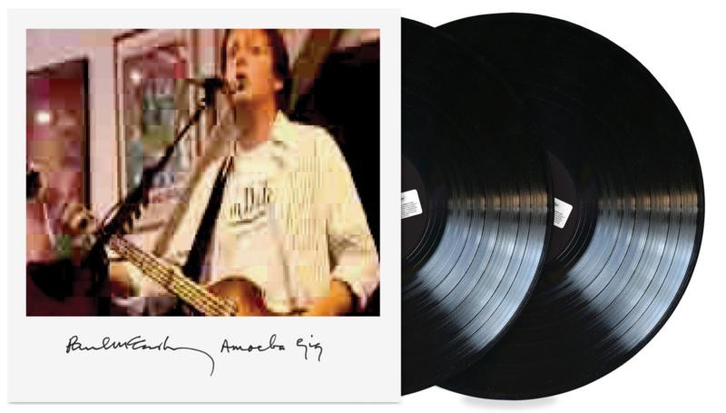 Paul McCartney - Amoeba Gig (2LP)