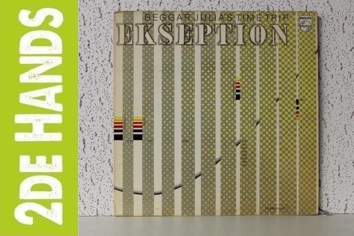 Ekseption - Beggar Julia's Time Trip (LP) K20