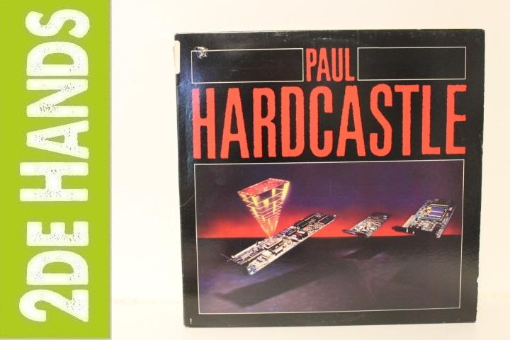 Paul Hardcastle – Paul Hardcastle (LP) B60