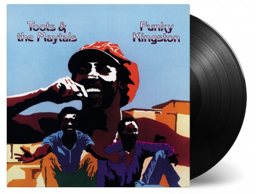 Toots and the Maytals - Funky Kingston (LP)