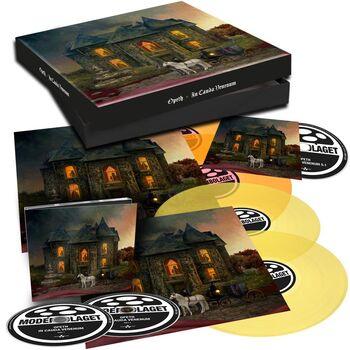 Opeth - In Cauda Venenum (Swedish & English Version Boxset) (4LP, 2CD, Blu-Ray)