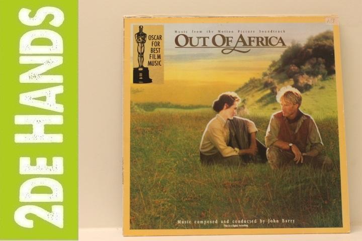 John Barry – Out Of Africa (LP) D70