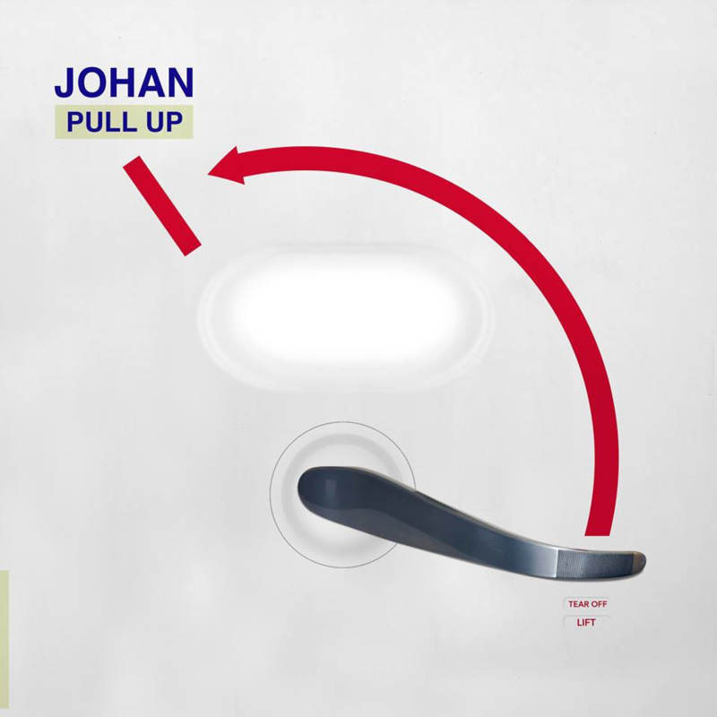 Johan - Pull Up (LP+CD)