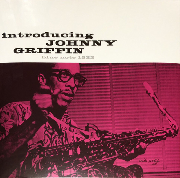 Johnny Griffin - Introducing Johnny Griffin (LP)