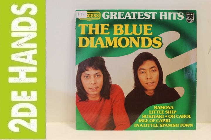Blue Diamonds – Greatest Hits (LP) F80