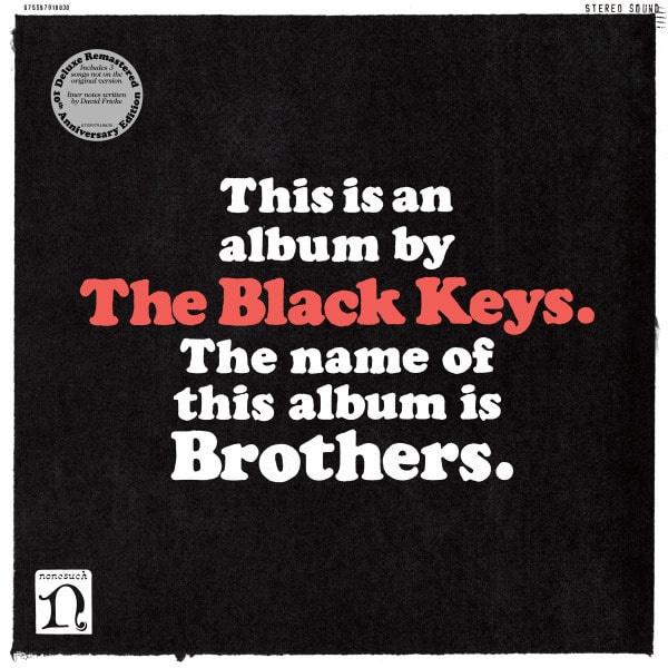 The Black Keys - Brothers -Anniv.- (2LP)