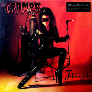 The Cramps - Flamejob (LP)