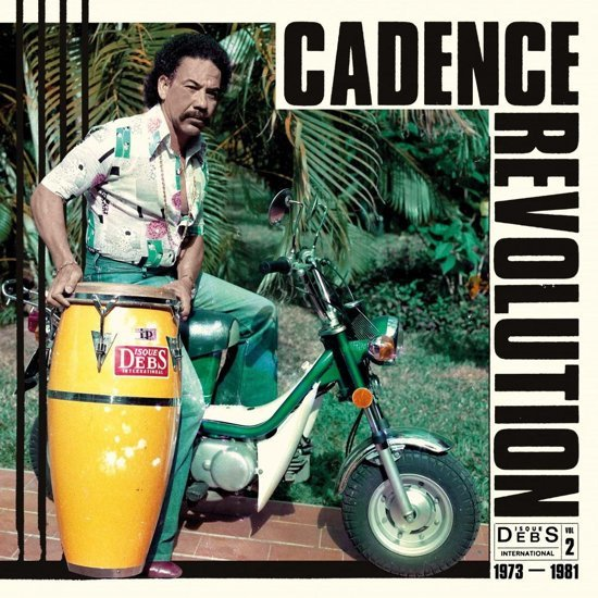 Various - Cadence Revolution (2LP)