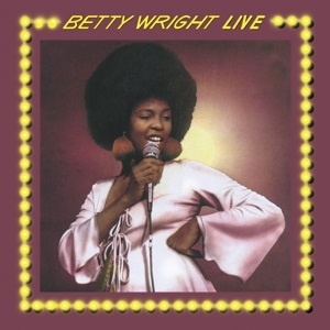 Betty Wright - Live (LP)