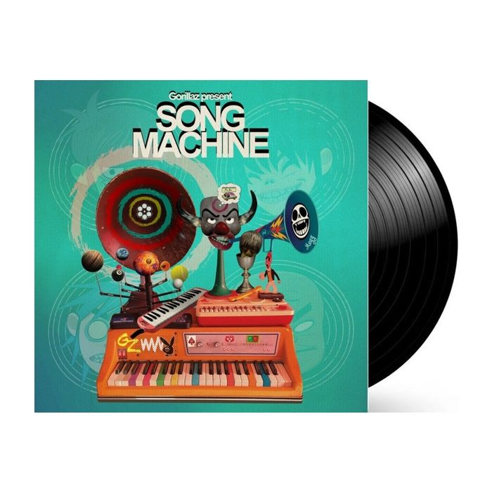 Gorillaz - Song Machine, Season 1 (LP)