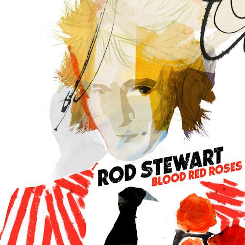 Rod Stewart - Blood Red Roses (2LP)