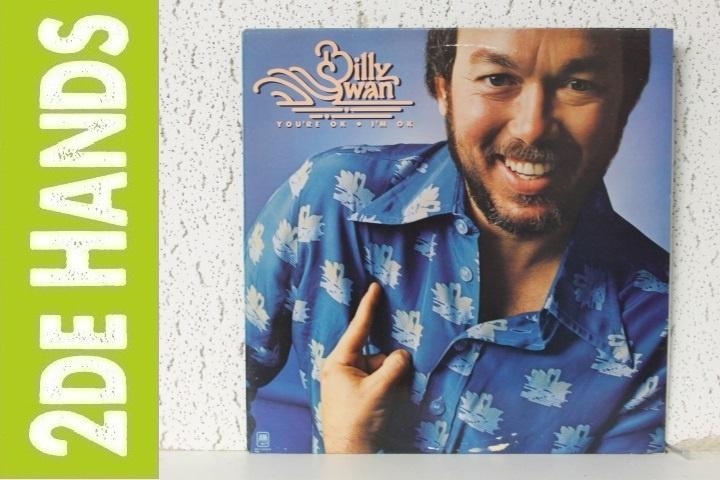 Billy Swan – You're Ok, I'm Ok (LP) G60