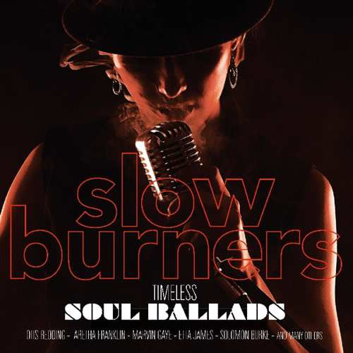 Various - Slow Burners (LP)