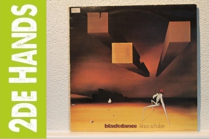 Klaus Schulze – Black Dance (LP) E40