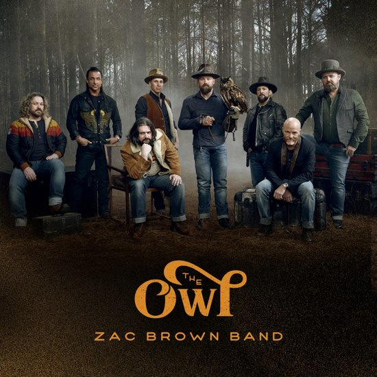 Zac Brown Band - Owl (LP)