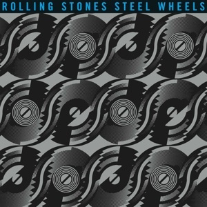 Rolling Stones - Steel Wheels (LP)