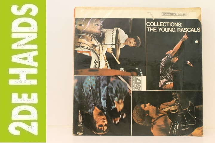 The Young Rascals – Collections (LP) J10