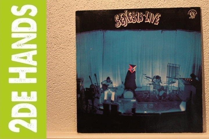 Genesis - Live (LP) G40