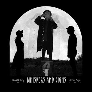 David Olney & Anana Kaye - Whispers and Sighs (LP)